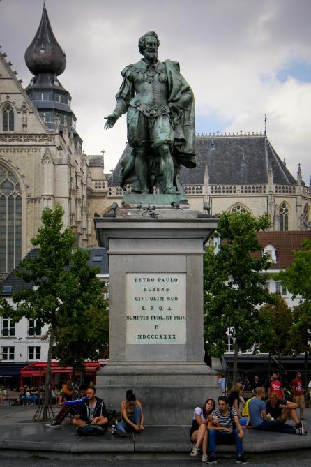 b Brussels 9