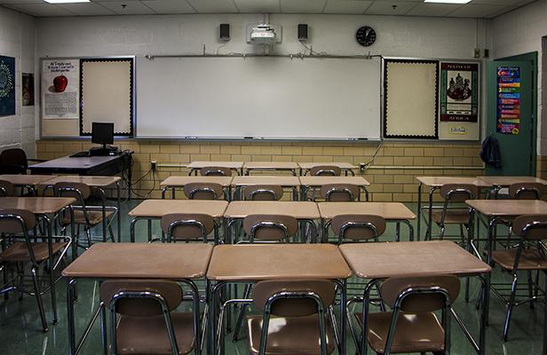 a classroom sm
